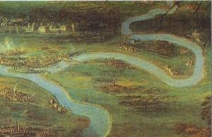 Saint Maur en 1649