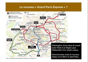 Concertation Grand Paris/Arc Express