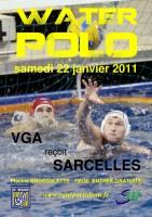 Water-polo - 22 janvier 2011- Brossolette