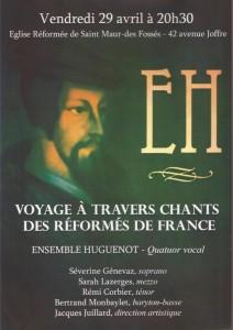 affiche concert 29 avril Chants huguenots (Large)
