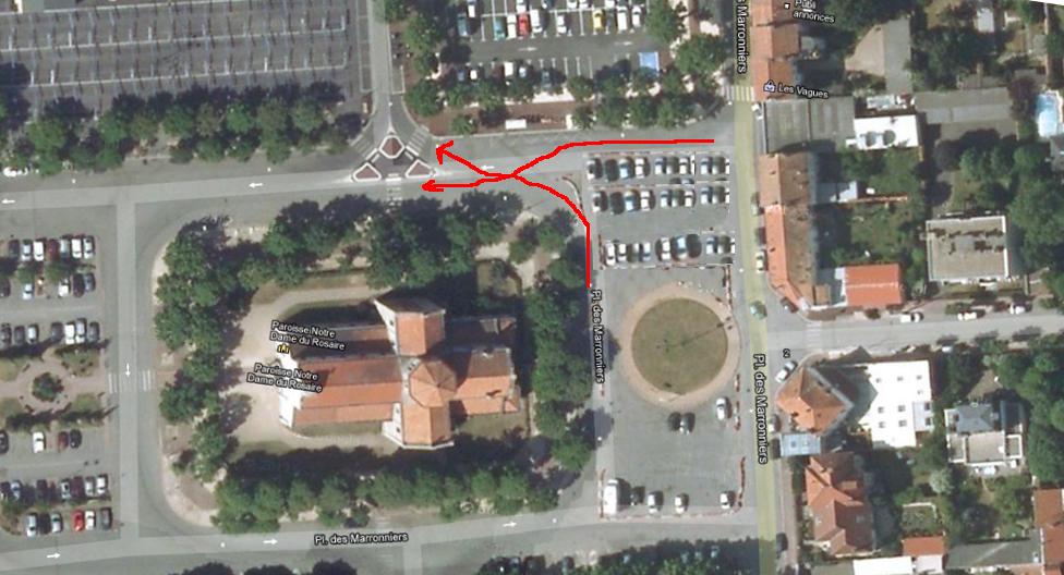 Place des Marronniers