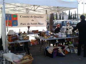 Notre stand 2012