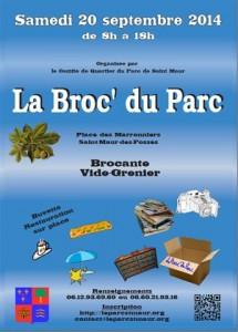 La Broc' du Parc 2014