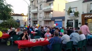 Diner de rue 2017